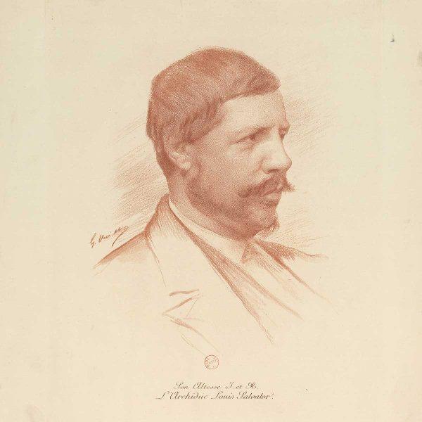 Ausstellung - Ludwig Salvator – Der Fürst des Mittelmeers