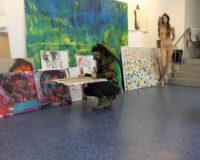 Ateliergespräch Sara Pancot