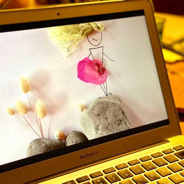 SOAK-Workshop Animationsfilm mit Adele Razkövi
