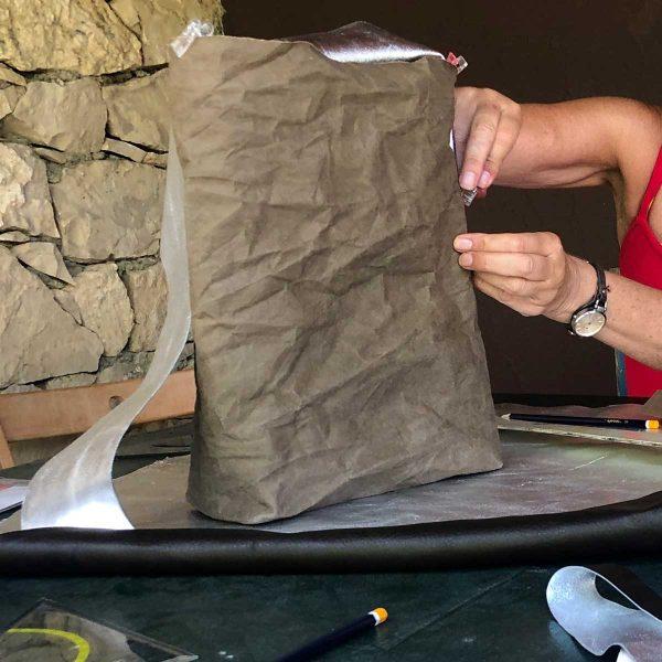 SOAK- Workshop Taschenmanufaktur mit Michaela Landrichter