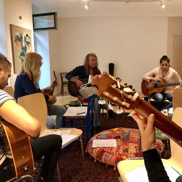 Workshop Gitarretechnik & Songbegleitung