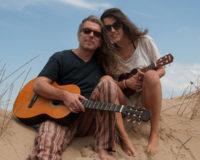 Nikos Pipinellis und Christina Chytiri