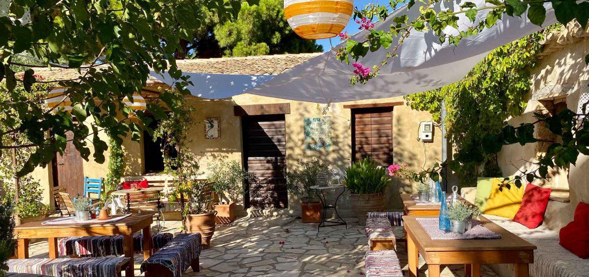 Alter Bauernhof | Sommerakademie Griechenland